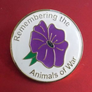 Remembering the Animals of War items